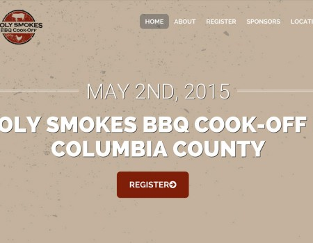 Holy Smokes BBQ Cookoff
